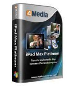4Media iPad Max Platinum 5.7.27 Build 20181118 + keygen
