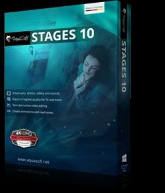 AquaSoft Stages 10.5.11 + loader