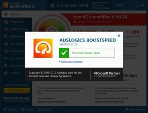 Auslogics BoostSpeed 10.0.19.0 + patch