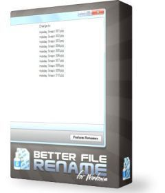Better File Rename 6.1.3 + key