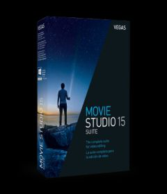 MAGIX VEGAS Movie Studio 15.0.0.146