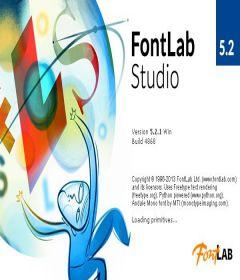 FontLab Studio 6.1.2 (6926)