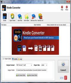 Kindle Converter 3.18.1221.383 + patch