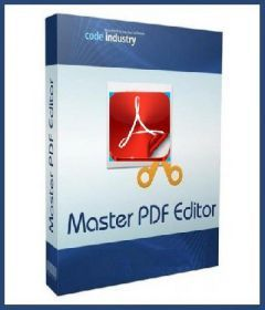 Master PDF Editor 5.2.00 x86 x64 incl Patch