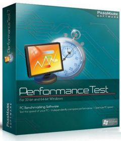PassMark PerformanceTest 9.0 Build 1030 + patch