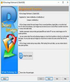 R-Drive Image 6.2 Build 6207 incl Patch