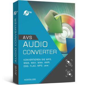 AVS Audio Converter 9.0.1.590 + patch
