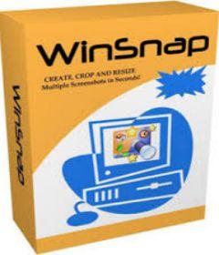WinSnap v5.0.6 + patch