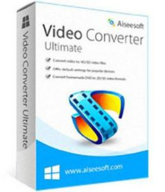 Aiseesoft Video Converter Ultimate 9.2.60