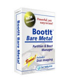 BootIt Bare Metal 1.54 + keygen