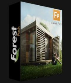 ForestPack Pro 6.1.5 for 3ds Max 2018-2019 + patch