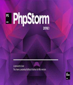 JetBrains PhpStorm 2018.3.4 + key