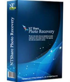 NTShare Photo Recovery 3.5.8.0