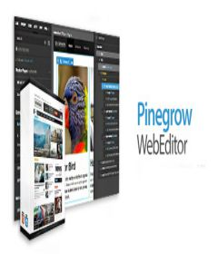 Pinegrow Web Editor 5.2 incl Patch