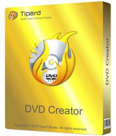 Tipard DVD Creator 5.2.22 + Portable + patch
