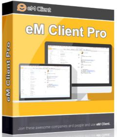 eM Client 7.2.34666.0 incl Patch