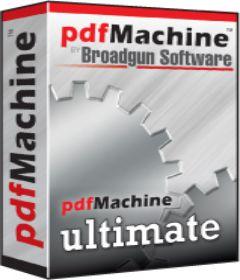 pdfMachine Ultimate 15.26