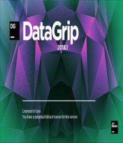 DataGrip 2018.3.4
