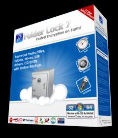Folder Lock 7.7.9 Final + key