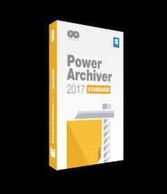 PowerArchiver 2017 Standard 17.01.06 incl Patch 32bit + 4bit