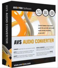 AVS Audio Converter 9.0.3.593 + patch
