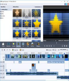 AVS Video Editor incl patch free download