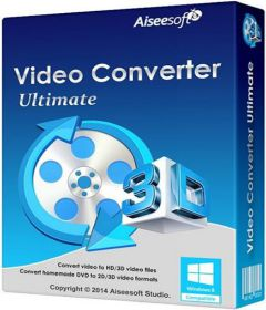 Aiseesoft Video Converter Ultimate 9.2.62 + Portable + patch