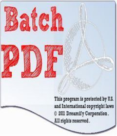 Batchwork Doc to PDF Converter 2019.11.407.2137