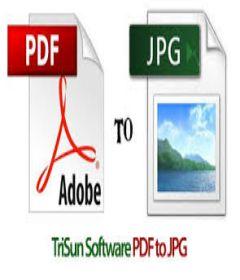 TriSun PDF to JPG 14.1 Build 055
