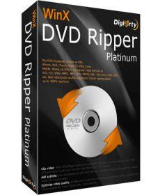WinX DVD Ripper Platinum 8.9.1.217 Build 16.04.2019