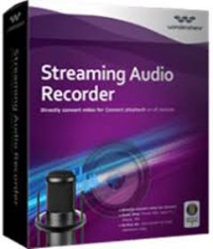 Wondershare Streaming Audio Recorder + key