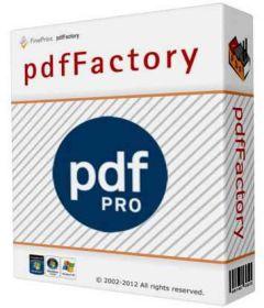 pdfFactory Pro v6.37 + key