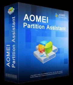 AOMEI Partition Assistant incl Keygen