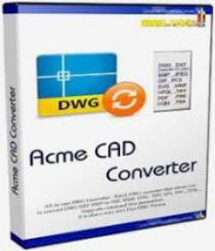Acme CAD Converter 2019 v8.9.8.1489