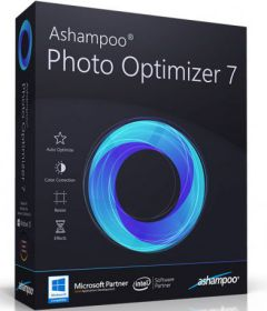 Ashampoo Photo Optimizer 7.0.3.4 + patch