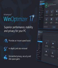 Ashampoo WinOptimizer 17.00.10 + patch