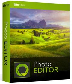 InPixio Photo Editor 9.1.7026.29921 + keygen