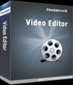 ThunderSoft Video Editor + keygen