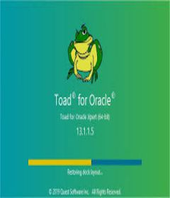 Toad for Oracle + key