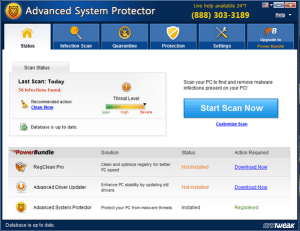 Advanced System Protector 2.3.1000.25195 incl Patch