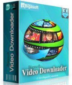 Bigasoft Video Downloader Pro 3.17.5.7109 + keygen