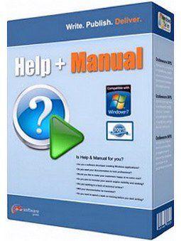 Help & Manual Professional 7.5.1 Build 4713
