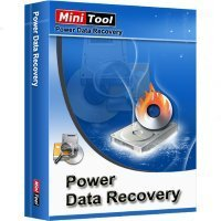 MiniTool Power Data Recovery Business Technician 8.5