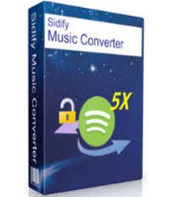 Sidify Music Converter 1.2.1 incl Patch + Portable