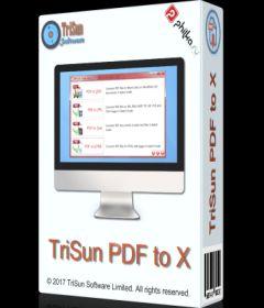 TriSun PDF to HTML