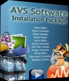 AVS4YOU Software AIO Installation Package 4.3.1.156 + patch