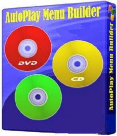 AutoPlay Menu Builder 8.0 Build 2459