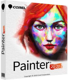 Corel Painter incl patch