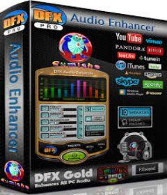 DFX Audio Enhancer 13.027 + patch