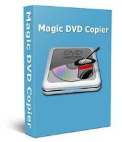 Magic DVD Copier 10.0.1 + key